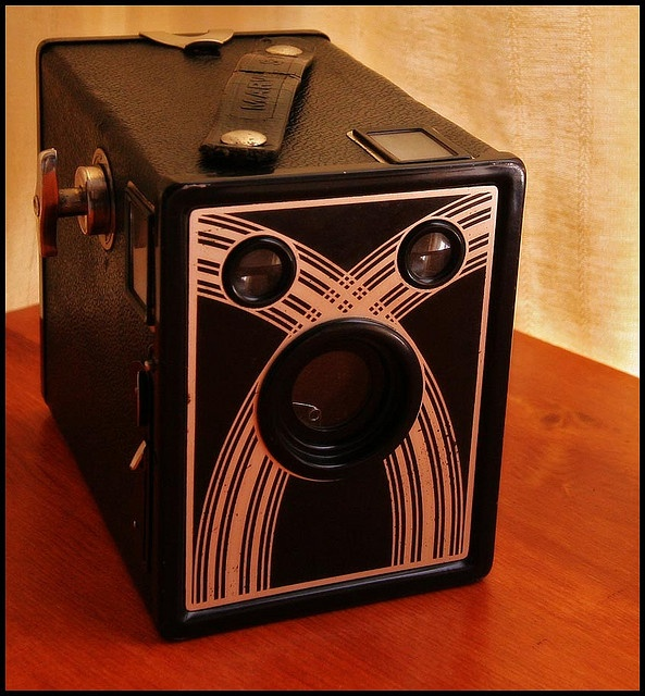 Marvel S-20 Box Camera