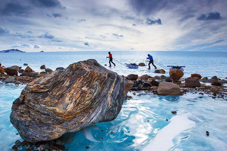 I migliori fotografi di Nat Geo: Mike Libecki e Freddie Wilkinson in Antartide, Foto del giorno - NatGeoFan