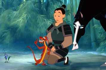 """Disney Is Developing A Live-Action """"Mulan"""" And It's Making Our Monday"""