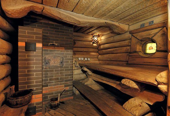 Проект бани «Гуси-лебеди» | Русская баня | Журнал «Бассейны и сауны»
