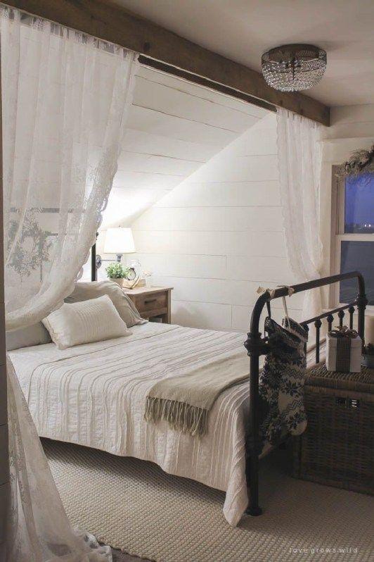 Awesome Attic Bedroom Design Ideas 1 Tiny Bedroom Decor