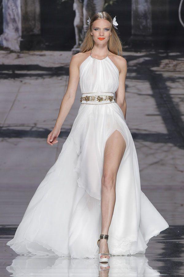 Best 17 vestido novia ideas on Pinterest | Bridal gowns, Party ...