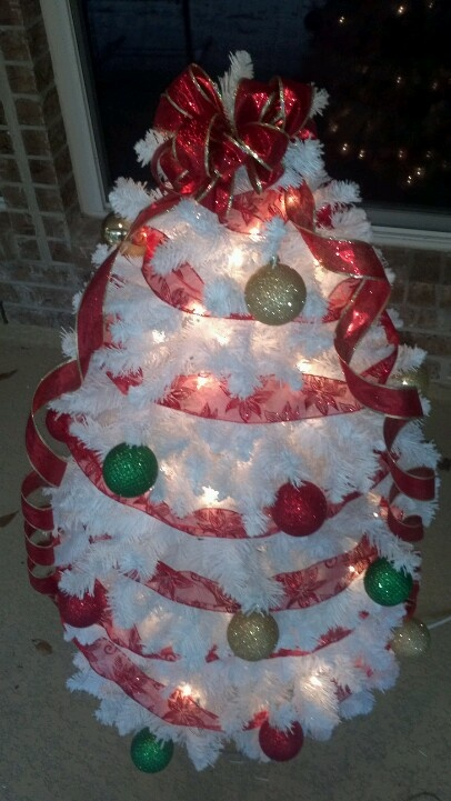59 Best Images About Tomatoe Cage Tree Decorations Ideas