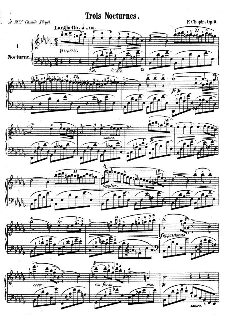 chopin nocturne op 9 no 2 guitar tab pdf