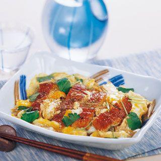 うなぎの柳川風の作り方 料理レシピ[ボブとアンジー] うなぎの柳川風の免疫力アップ献立
