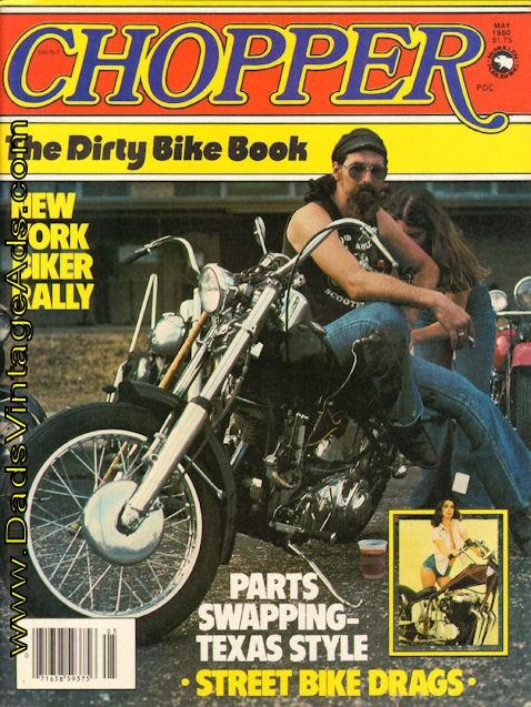 1980 ABATE New York Biker Rally