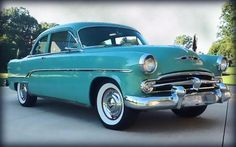 1954 Dodge Club Coupe 2 Door Sedan