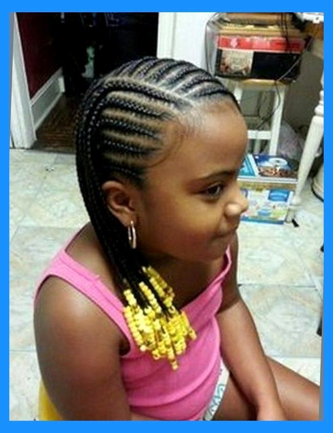 Magnificent 1000 Ideas About Kids Braided Hairstyles On Pinterest Men39S Short Hairstyles For Black Women Fulllsitofus