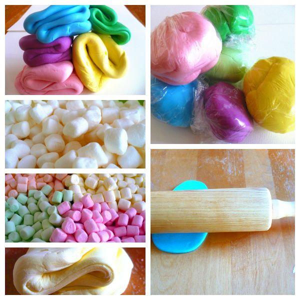 FabArtDIY Homemade Marshmallow Fondant TUTORIAL