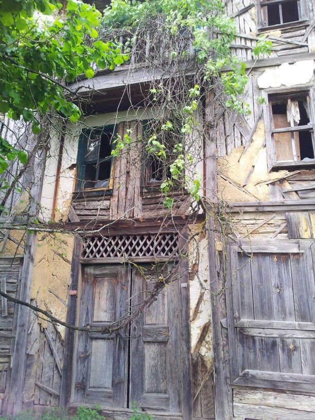 Traditional Bolu house - Turkey