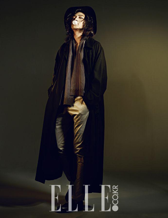 Ji Chang Wook - Elle Magazine February Issue '14