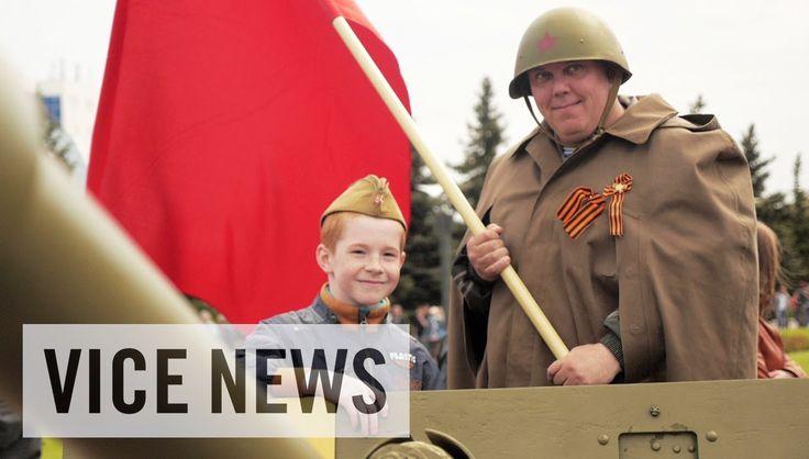 The Donetsk People's Republic #documentary #film #Ukraine