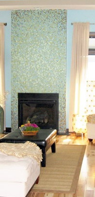 334 best mosaic fireplace images on Pinterest Mosaic fireplace