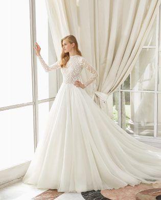 manchester - bridal 2019. rosa clara couture collection en 2019