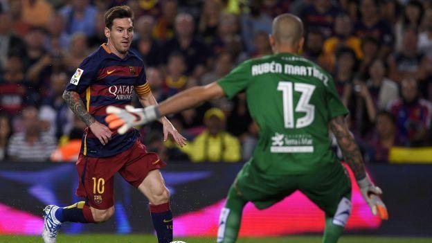 Barcelona empata 0-0 con Levante EN VIVO y EN DIRECTO ONLINE por Liga BBVA