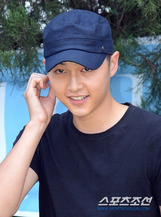Song Joong Ki's enlistment *30