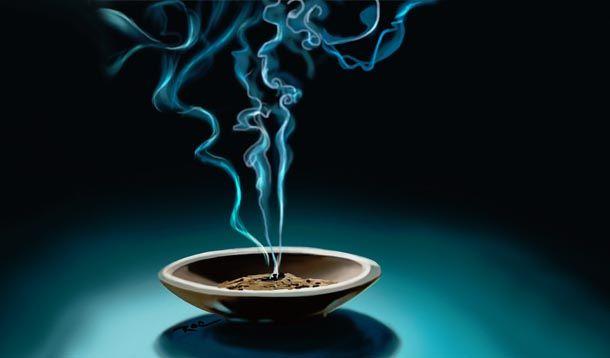 » Como usar Sahumerios para cambiar la Vibración de tu hogar.