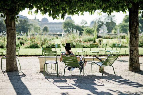 jardin, Paris