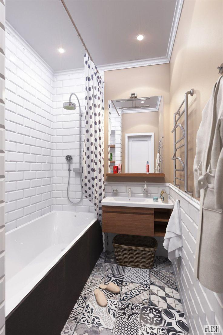 Дизайн квартиры в старом доме | Студия LESH