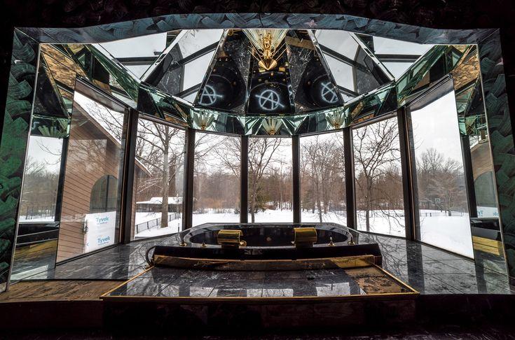 ようこそ、マイク・タイソンの廃墟へ ここはかつての大豪邸(画像)