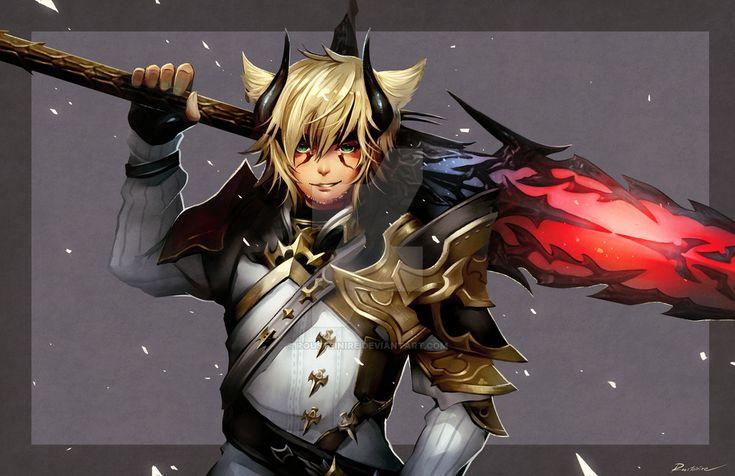 Final Fantasy XIV Paladin Key: Square Enix, FFXIV ...