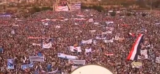 Yemen, migliaia in piazza contro l'Arabia Saudita e i suoi raid ilprimatonazionale.it