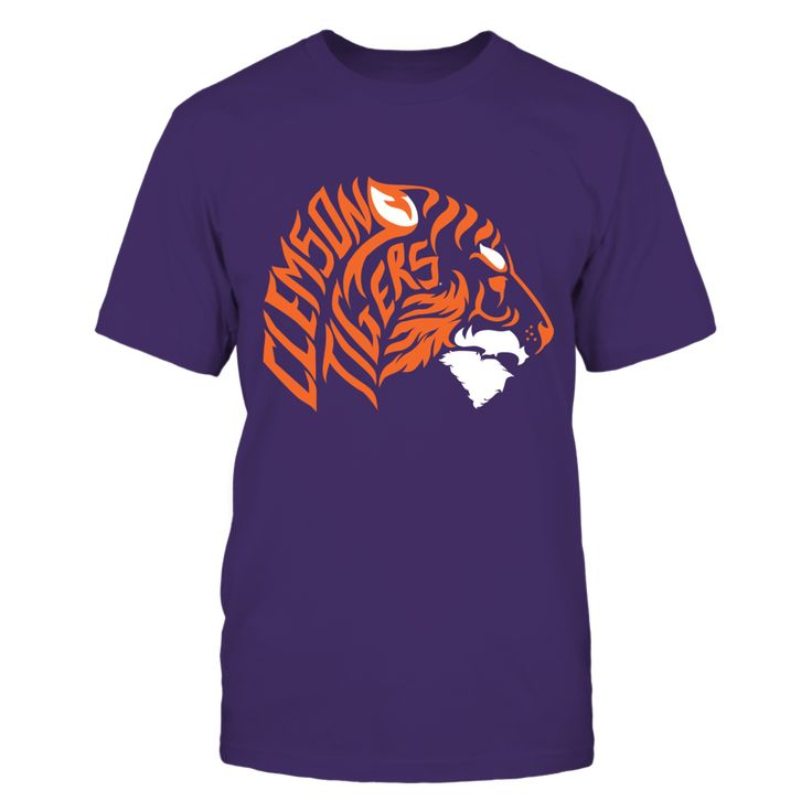 Clemson Tigers - Inside The Mascot Front picture Clemson tigers fan. This t-shirt is a wonderful gift for you, your father, brother, sister, mother, grandfather, grandmother, aunt, uncle, fire boy, niece for parties, birthday, Father's Day, Thanksgiving, Christmas, New Year  #ncaa, #NCAAFootball, #NCAAF, #FCS, #footballmomshirt, #footballgirlfriend