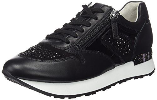 Högl 1- 10 1351, Damen Sneakers, Schwarz (0100), 37.5 EU (4.5 Damen UK) - http://on-line-kaufen.de/h-gl/37-5-eu-hoegl-1-10-1351-damen-sneakers