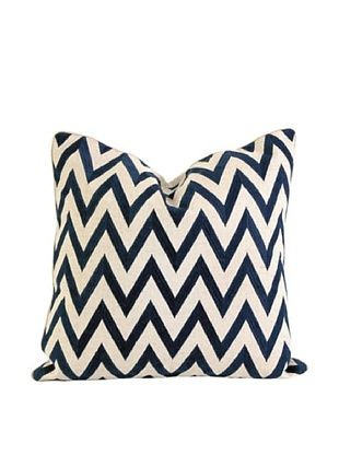 63% OFF IK Maslow Embroidered Pillow