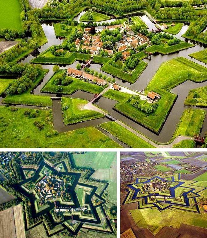 Bourtange-The Netherlands