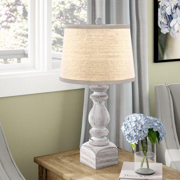 Ophelia Co Jennifer 25 Table Lamp Reviews Wayfair Table Lamp Lamp Living Room End Tables