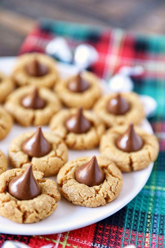 Peanut Butter Kiss Cookies Recipe Peanut Butter Kiss Cookies