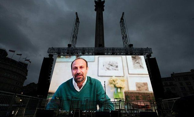 London film screening backs Oscar boycott director Farhadi