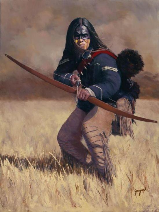 Lakota Hunter