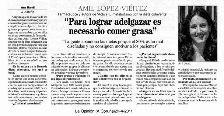 Periodico La Opinión.