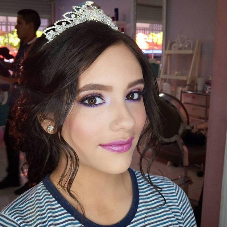 27-ideas-peinados-xv-anos (16) - Ideas para Fiestas de quinceañera - Decórala tu misma