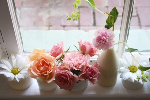~ flowers and vases ~
