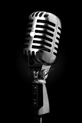 Vintage Microphone MicrophoneMusic WallpaperMusic Tattoos DrawingRecording Studio