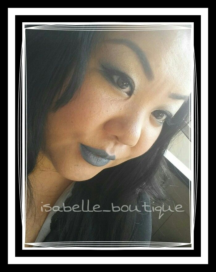 A little something seductive using melt cosmetic lipstick in spacecake.