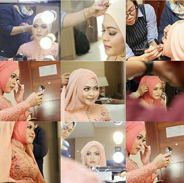 On your wedding day you should look like yourself at your most beautiful.. . . . #kebaya #kebayalaksmi #laksmi #kebayamuslimah #islamicweddingservice #surabaya #kebayasurabaya #kebayaindonesia #sewakebayasurabaya #sewakebayamuslimah #islamicwedding #moslemwedding #weddingdress #pernikahanislami