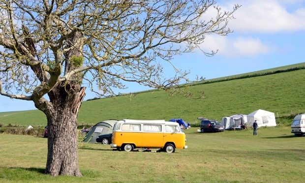 Top 10 cool campsites in England and the Isle of Wight | Inspire Me | Wanderlust