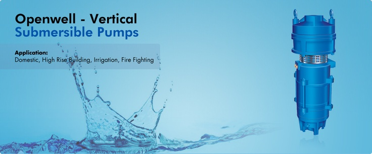 Openwell (V) Submersible Pumps