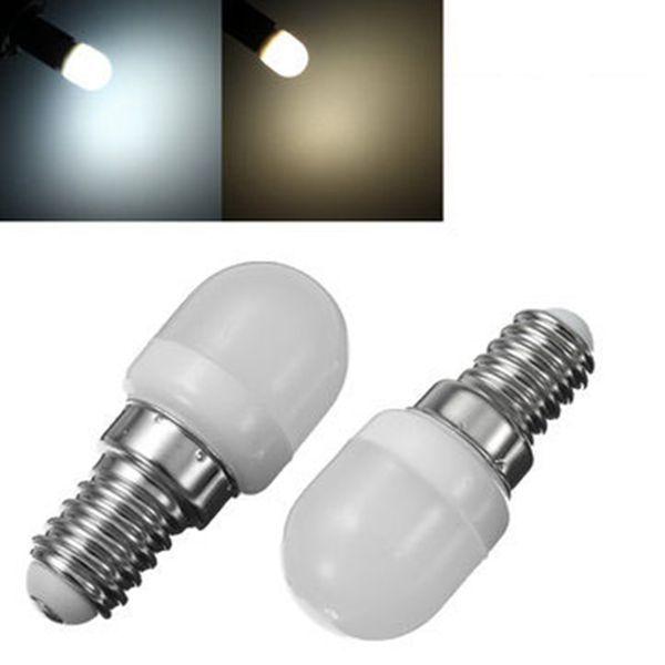 E14 1 5w Mini Led White Warm White Light Bulb Home Chandelier Refrigerator Lamp Ac200 240v Led Bulbs Tubes From Lights Lighting On Banggood Com Light Bulb White Light Bulbs Bulb