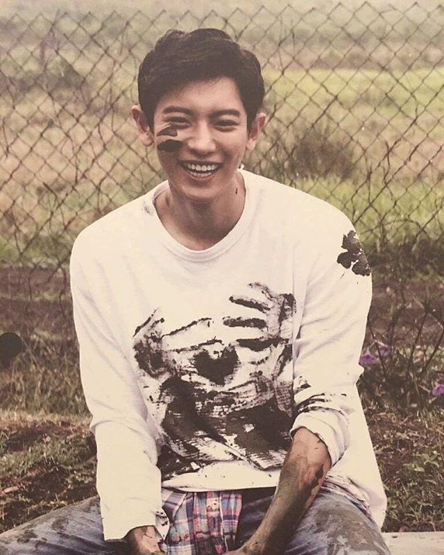 Chanyeol Dear Happiness Photobook