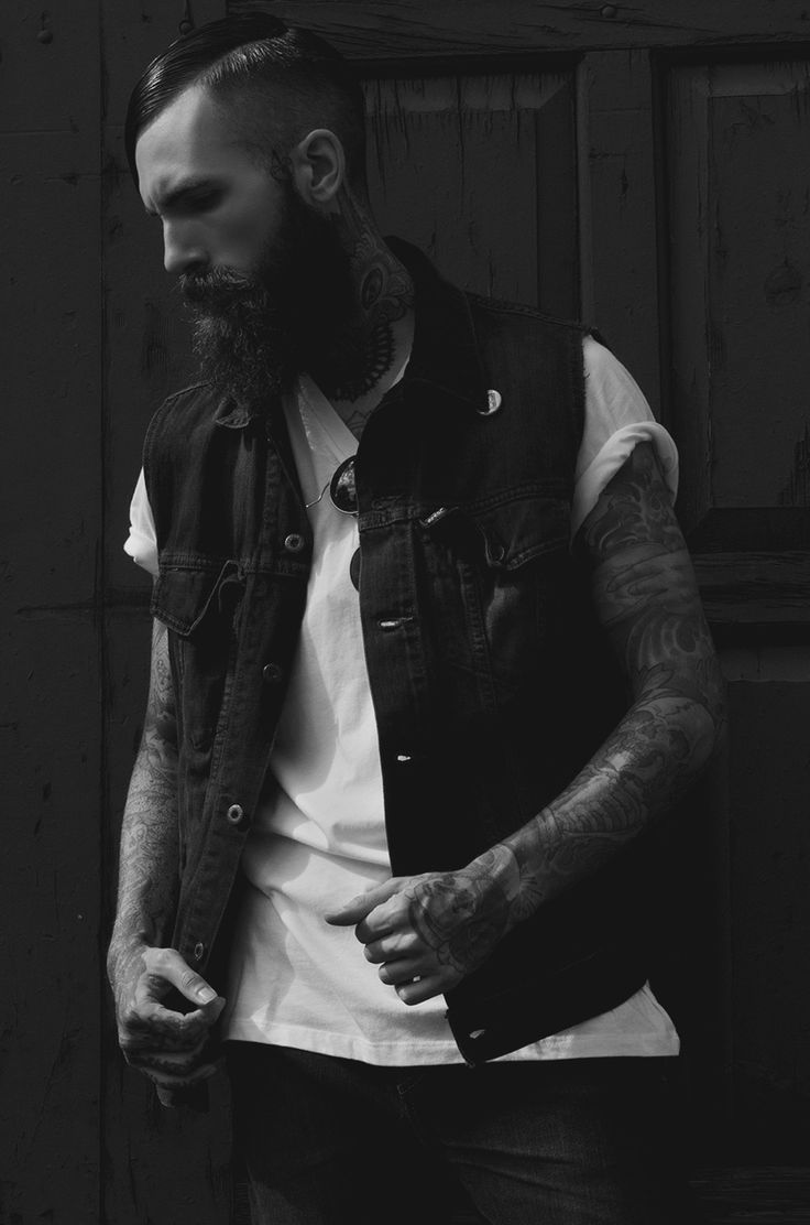 BEARDREVERED on TUMBLR | asifthisisme:   Kyle Cooley photographed by Tori...