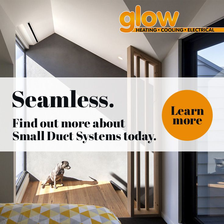 Small Duct Or Flat Roof Air Conditioning Is Perfect For Tight