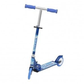 Monopattino-mod. FUN 125mm Blu. Questo monopattino è facile da guidare ed è adatto a tutti i bambini che amano stare all'aria aperta! #scooter #FunSport #Roces