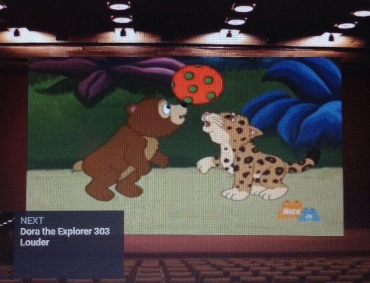 Dora the Explorer - Louder! (DVD Korean)