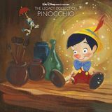 Walt Disney Records The Legacy Collection: Pinocchio [CD]