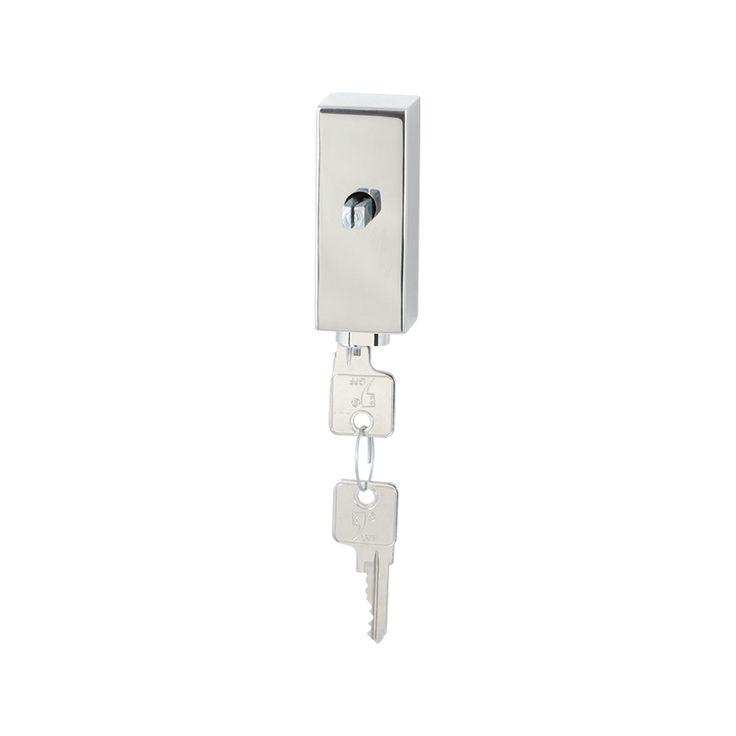 GPF9252.49 draaikiepmechanisme afsluitbaar, compleet te maken met een deurkruk van GPF bouwbeslag